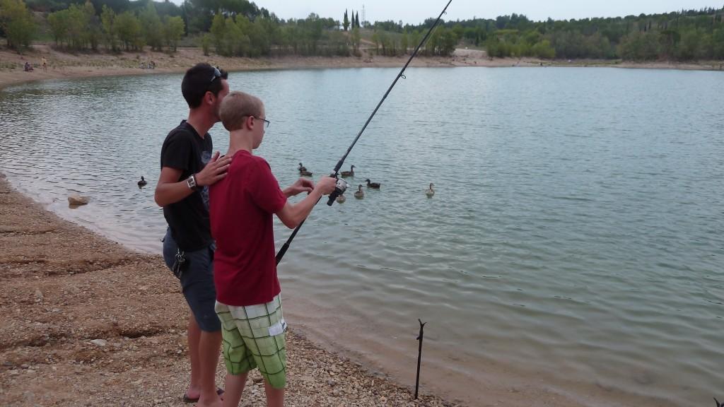 Le ferrage à la pêche