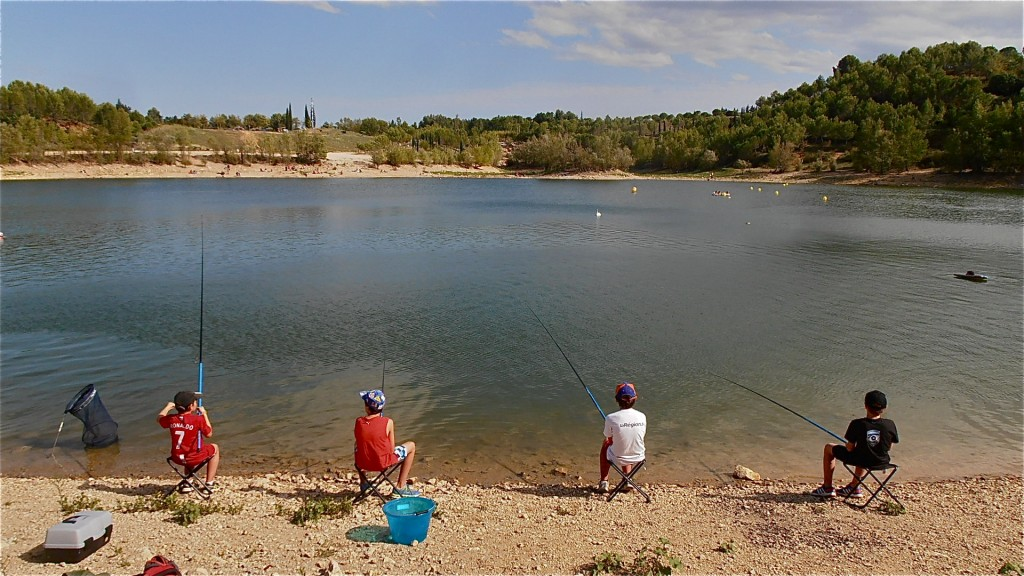 Animation pêche