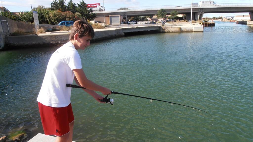 Ferrage poisson