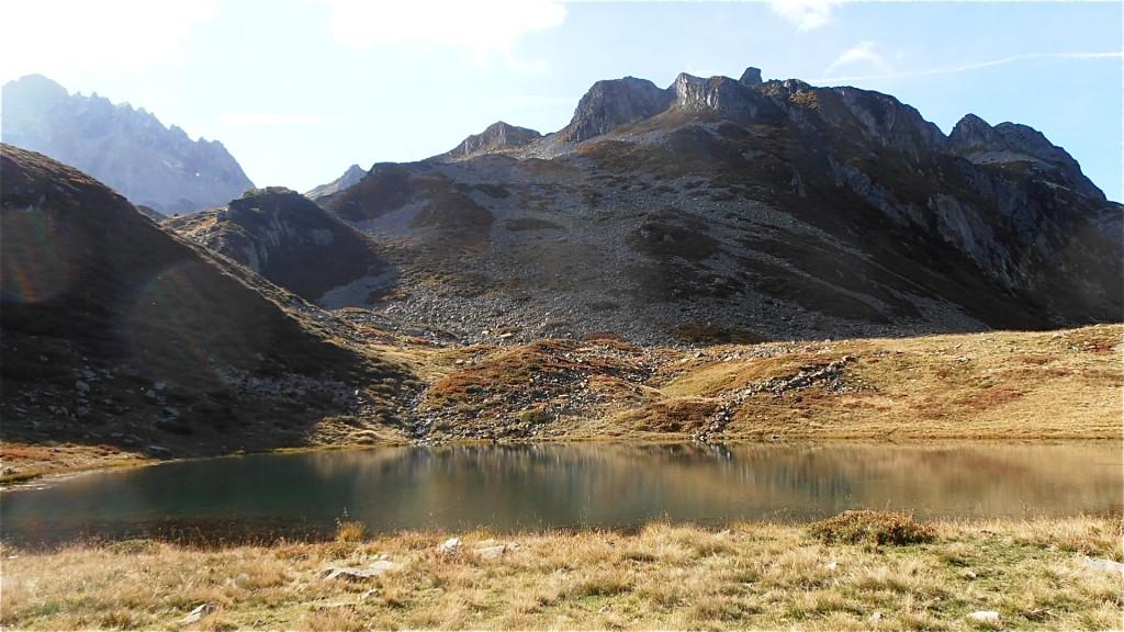 lac montagne Belledonne
