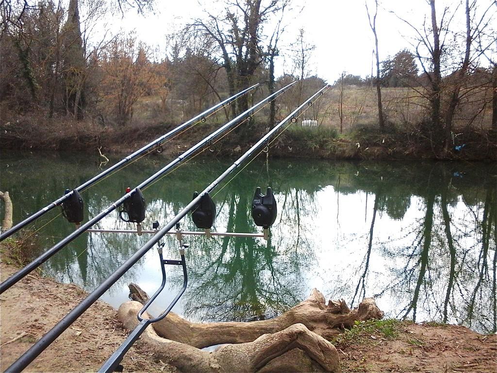 Matériel pêche