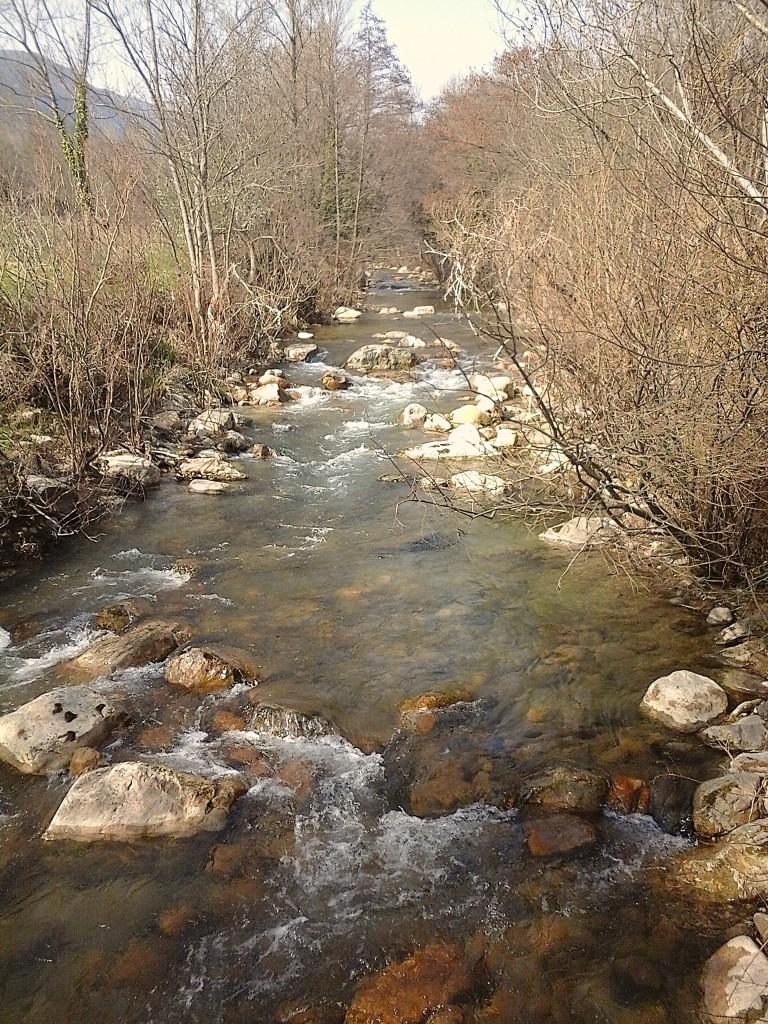 rivière hérault
