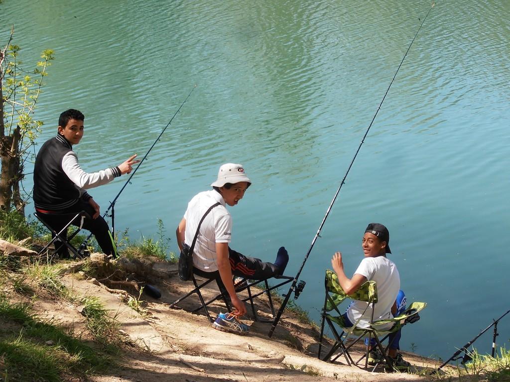 animation pêche hérault