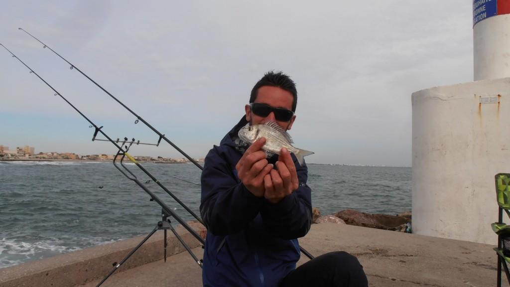 pêche daurade canon