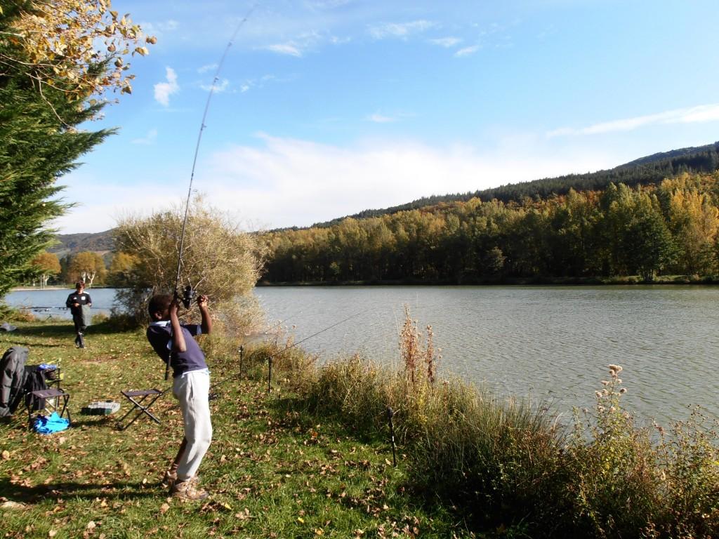 stage pêche hérault