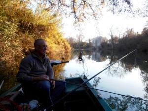 pêche barque vidourle